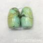 绿松石桶珠